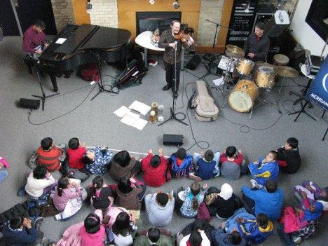 jazzfm FF kids show